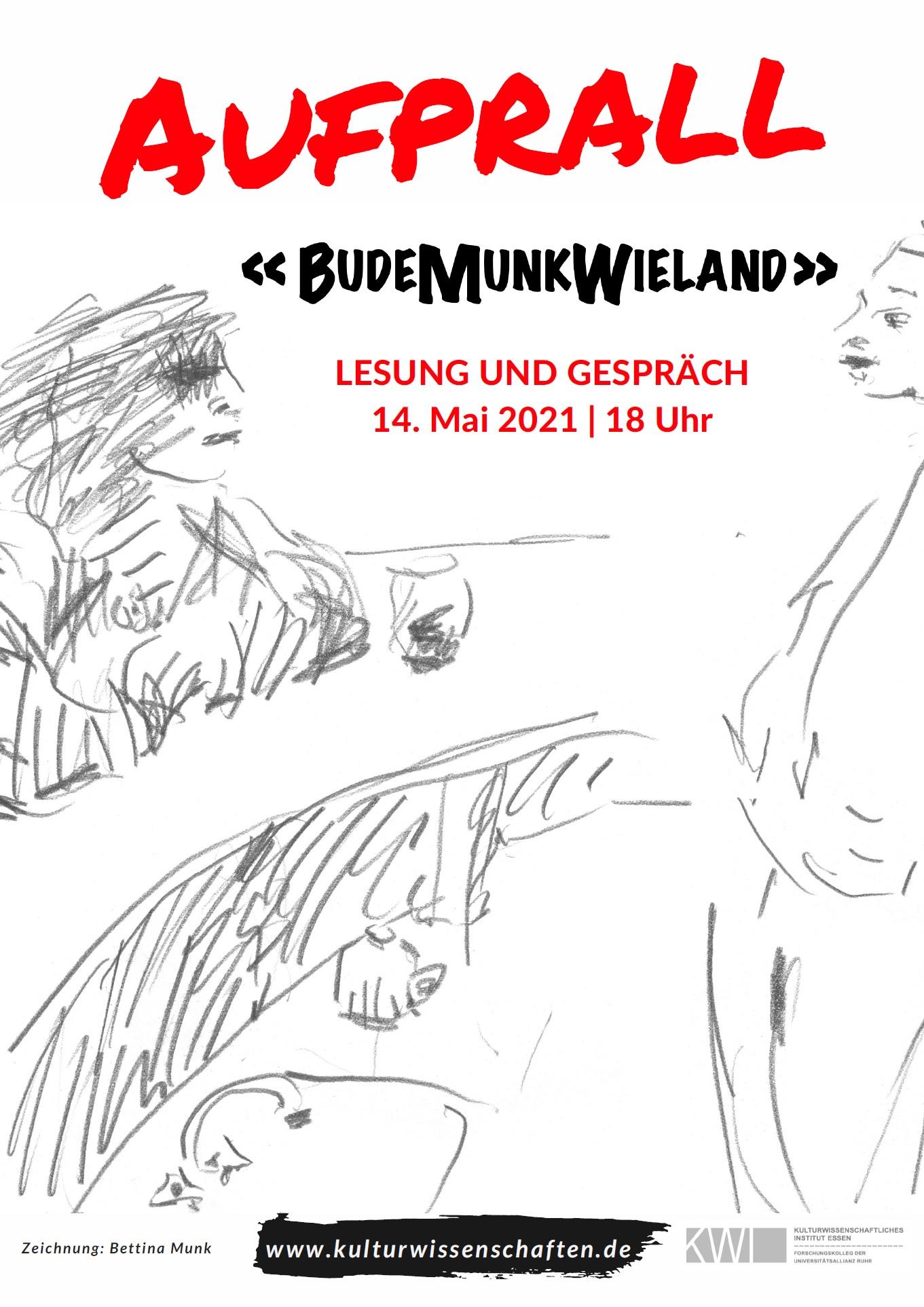 Aufprall: Lesung und Gespräch mit Heinz Bude, Bettina Munk & Karin Wieland