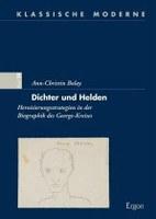 """""""Dichter und Helden"""" von Ann-Christin Bolay erschienen"""