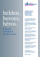 "E-Journal 5.1 (2017) ""HeldInnen und Katastrophen – Heroes and Catastrophes"" erschienen"