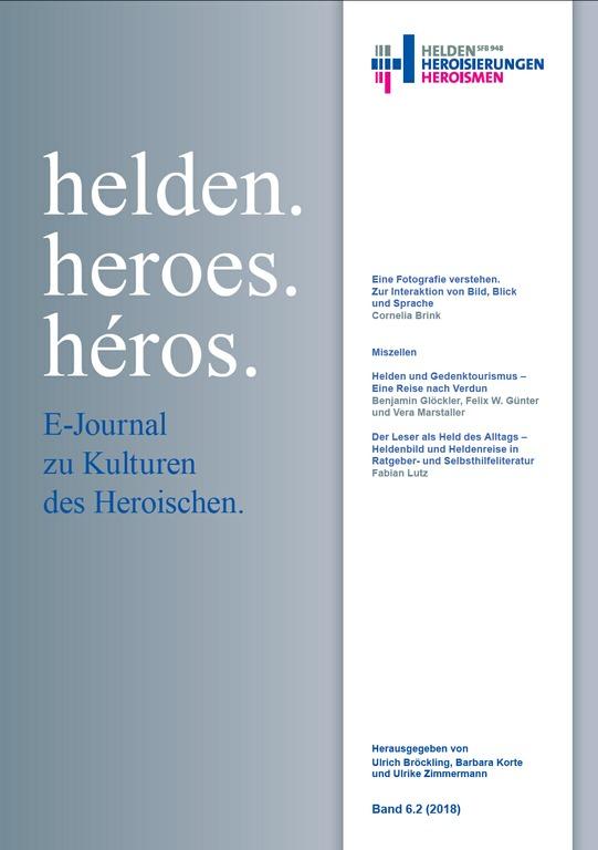 Ausgabe 6.2 (2018) des E-Journal ist erschienen