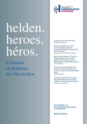 Neue Ausgabe des E-Journals online