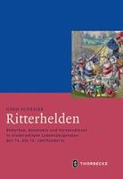 """Neuerscheinung: """"Ritterhelden"""" von Gero Schreier"""