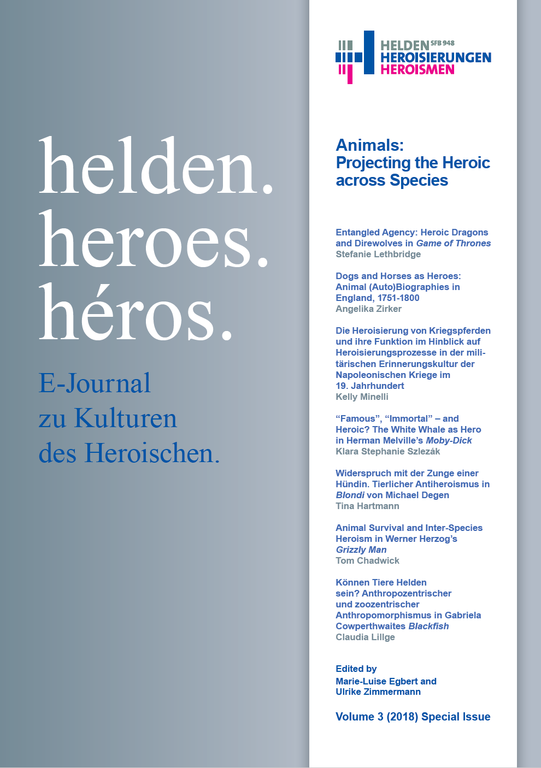 Neues Sonderheft des E-Journal (Special Issue 3, 2018) erschienen