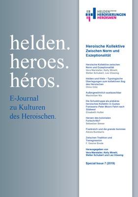 Special Issue 7 (2019) Heroische Kollektive