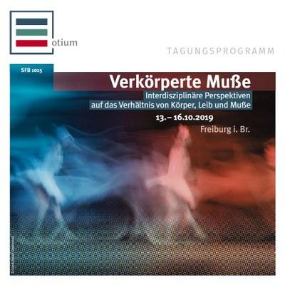 """Tagung des SFB 1015 """"Muße"""" in Kooperation mit dem SFB 948 """"Helden"""", Gendering MINT digital und dem Kommunalen Kino Freiburg e.V."""