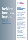 """New E-Journal Special Issue: """"Animals: Projecting the Heroic Across Species"""""""