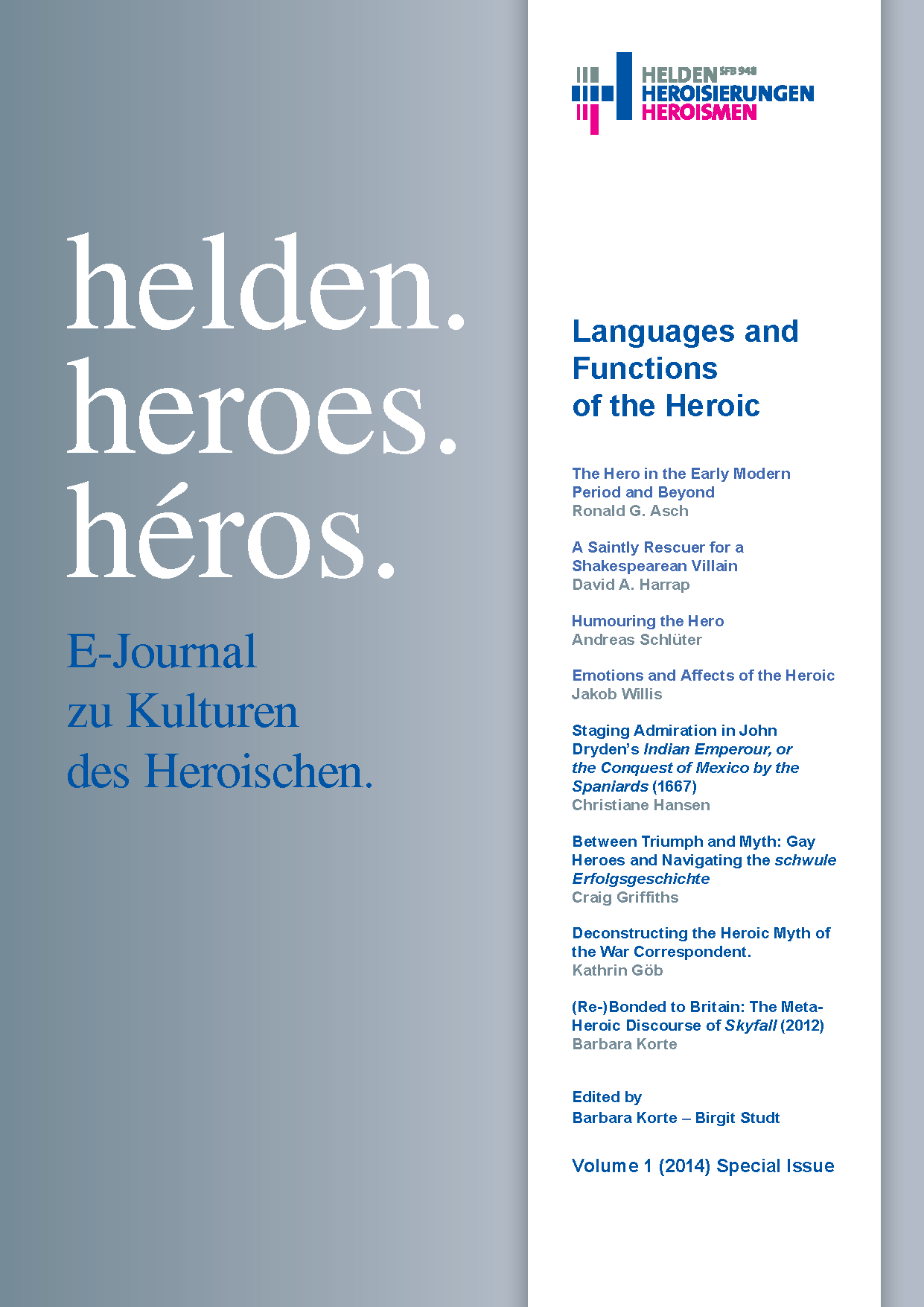Languages and Functions of the Heroic